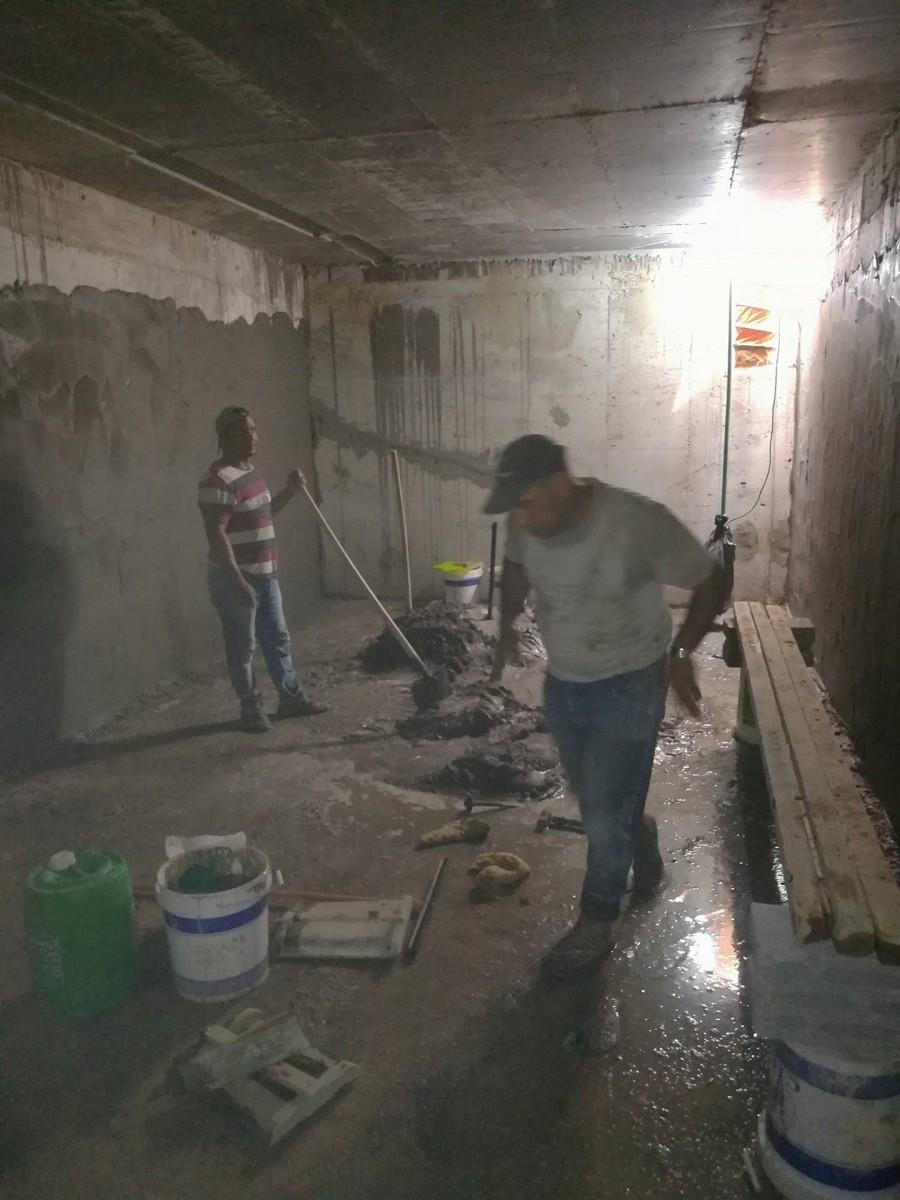 عزل الخزان الأرضي الحل الأمثل للتسربات الداخلية والخارجية