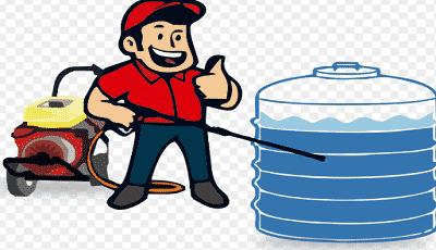 اصلاح تسرب المياه في الخزانات 0555717947