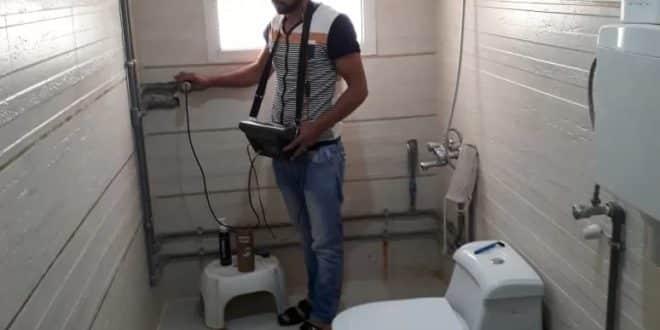 شركة كشف تسربات المياه بحي الشفا