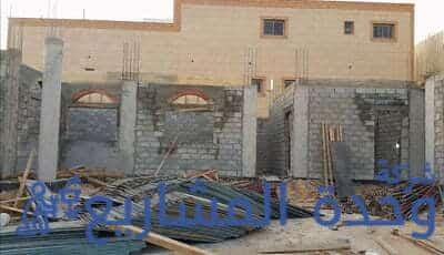 مقاول بناء ملاحق بالرياض أفضل مقاول بناء ملاحق في الرياض
