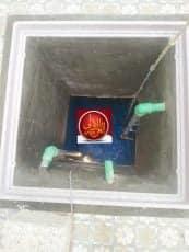 عزل خزانات المياه من التسرب بماده الايبوكسي والعزل الاسمنتي