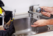 صورة كشف واصلاح مشكلة تسربات المياه في القبو والبدروم والخزانات