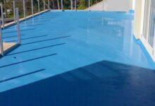 صورة عزل مائي شفاف للمسابح والعزل الاسمنتي للمسبح 0555717947
